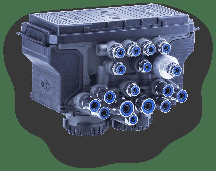 Тормозные системы и пневматика